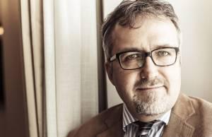 Huoltovarmuuskeskuksen voimajärjestelmäasiamies Petri Nieminen.
