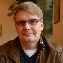 Jatkuvuuskonsultti Juha Rautava.