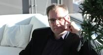 Johtotiedon toimitusjohtaja Petri Nuutinen.