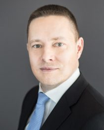 Erillisverkkojen Tilannekuvapalvelujen liiketoimintajohtaja Sami Kilkkilä.