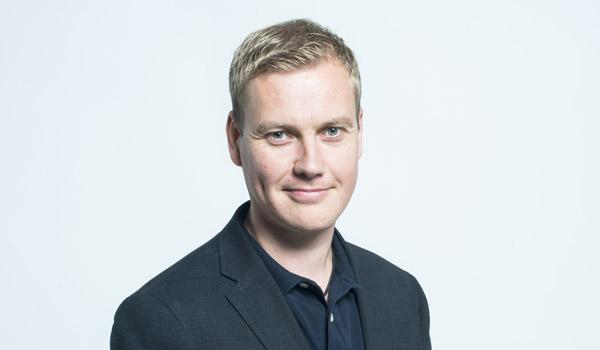 Erillisverkkojen tekninen kiinteistöpäällikkö Esa Wörlin.