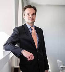 Ministeri Kai Mykkänen.