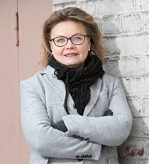 Aivotutkija Minna Huotilainen.