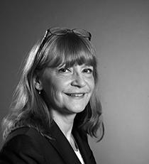 SSH:n toimitusjohtaja Kaisa Olkkonen.