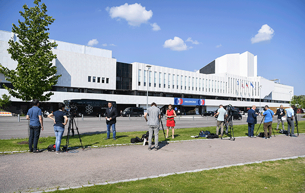 Helsinki summit 2018 ja Finlandia talo ja media