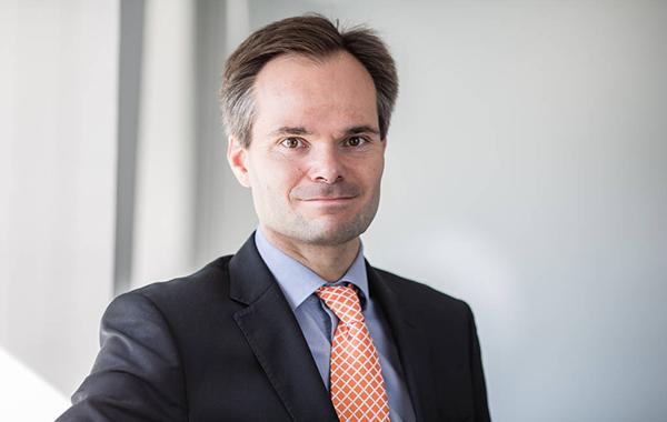 Sisäasiainministeri Kai Mykkänen. Kuva vuodelta 2018.