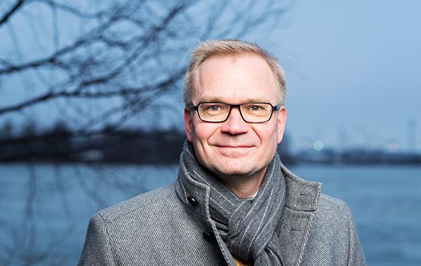 Erillisverkkojen toimitusjohtaja Timo Lehtimäki.