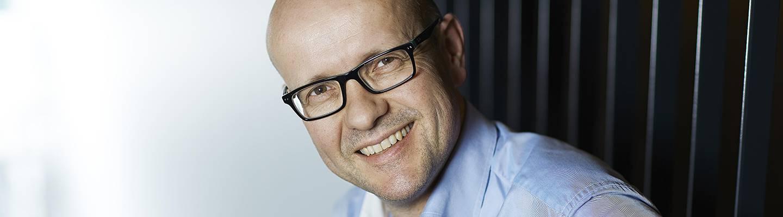 Oslon yliopiston tietojenkäsittelytieteen professori Olav Lysne.