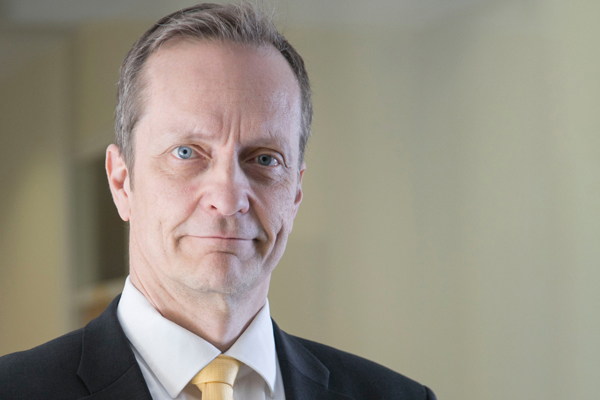 Antti Sillanpää.