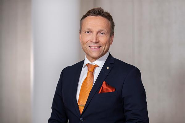 OP Ryhmän pääjohtaja Timo Ritakallio.