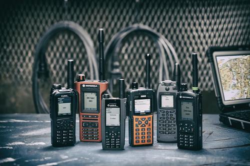virve puhelimia