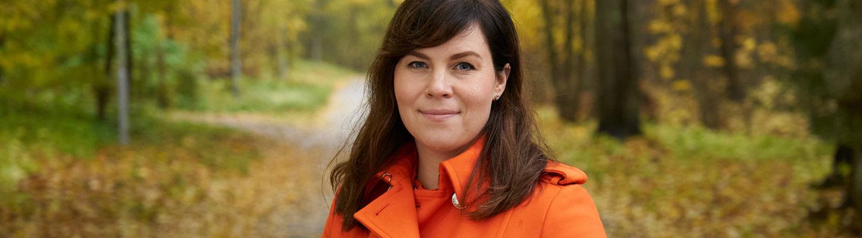 Erillisverkkojen viestintäpäällikkö Katariina Salmisalo.