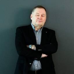 Kuvassa Ismo Viljanen