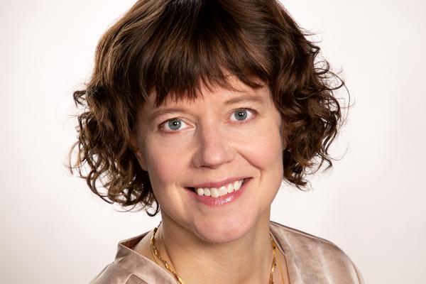 FiComin toimitusjohtaja Elina Ussa.